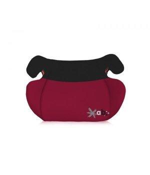 Автокресло бустер Bertoni EASY black&red lorelli