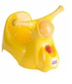 Горшок OK Baby Scooter Желтый