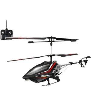 Вертолет на р/у Exploiter S 40 см с гироскопом 3-канальный Auldey черный