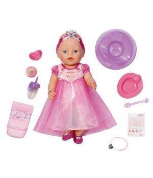 Кукла ZAPF BABY BORN - ВОЛШЕБНАЯ ПРИНЦЕССА