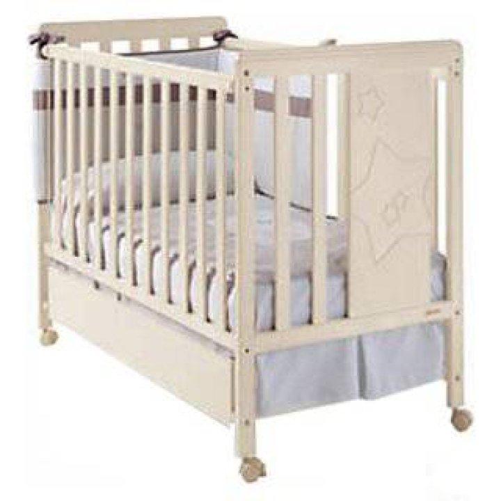 Детская кроватка Micuna Nova Слоновая кость