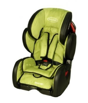 Автокресло Baby Safe Sport VIP green