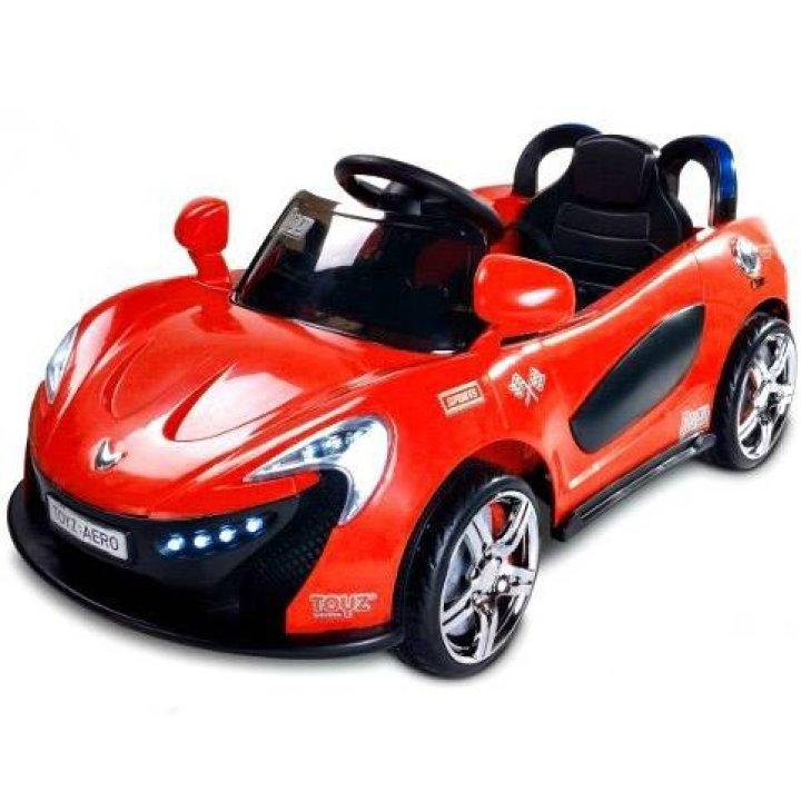 Электромобиль Caretero Aero red (красный)