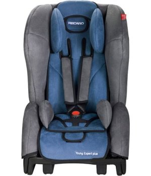 Автокресло RECARO Young Expert plus P.Bellini Shadow/Blue