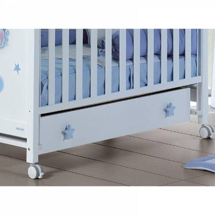 Ящик под кровать Micuna CP-507 Petite Белый - Petit Prince