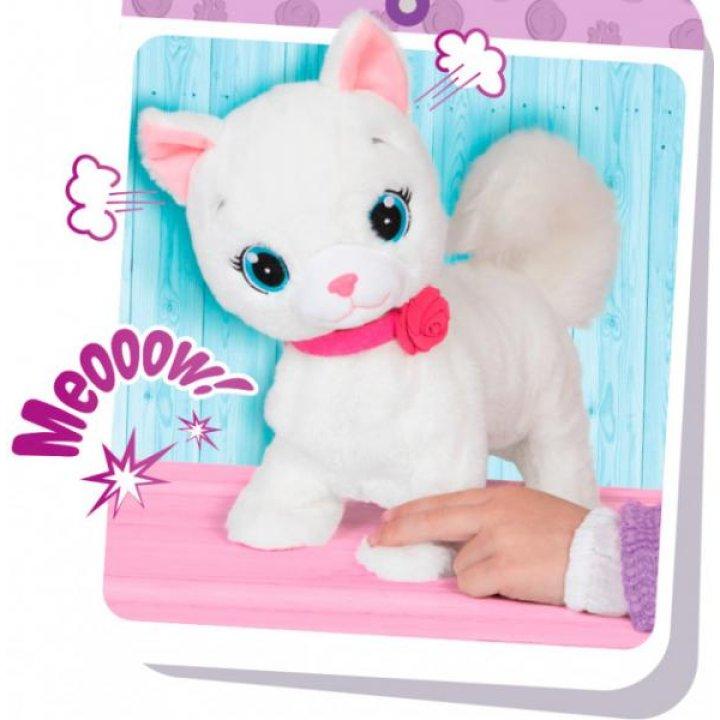 Интерактивная игрушка IMC Кошка Бьянка