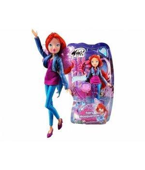 Кукла Блум Магия маскарада WinX