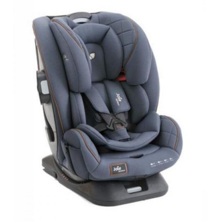 Joie Детское автокресло Every Stage FX Signature (Isofix) Granite Bleu (Синее)