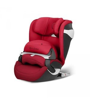 Автокресло Cybex Juno M-Fix Rebel Red-red 2018
