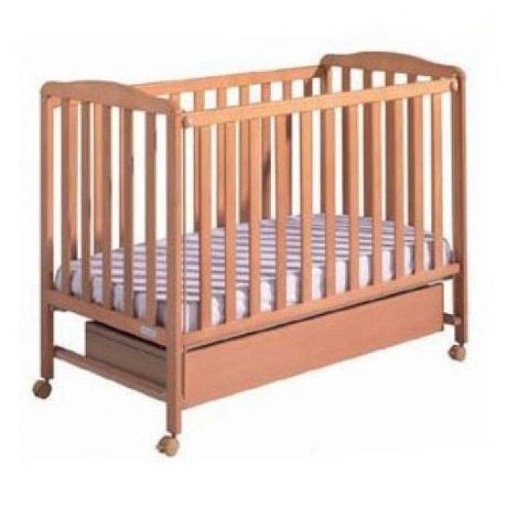 Кроватка Micuna Basic 2 медовый
