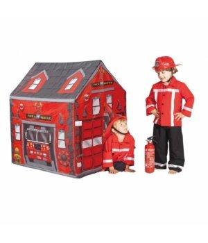 Детская игровая палатка Five Stars Пожарная станция