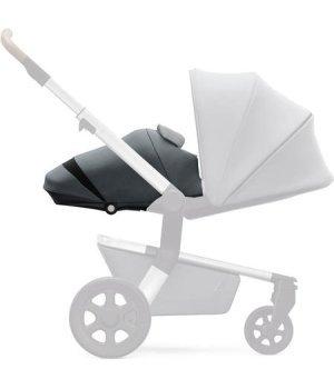Joolz кокон для новорожденного к коляске Hub Hippo Grey