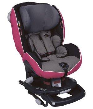 Автокресло BeSafe iZi Comfort X3 Isofix Pink/Grey