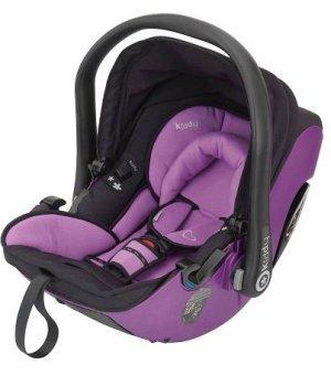 Автокресло Kiddy Evolution Pro 2 Lavender
