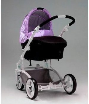 Универсальная коляска 2 в 1 Miracolo B800 Voilet