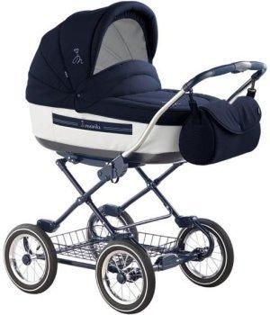 Универсальная коляска 2 в 1 Roan Marita Lux 19-SK кожа