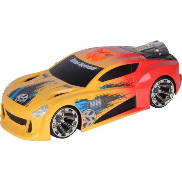 Машина Toy State Форсаж со светом и звуком, 27 см Оранжевая (33346)