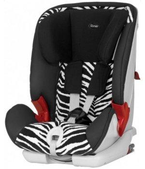 Автокресло ROMER XTENSAFIX Smart Zebra