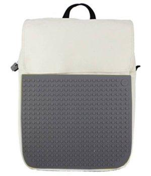 Рюкзак детский Upixel Fliplid Бело-Серый