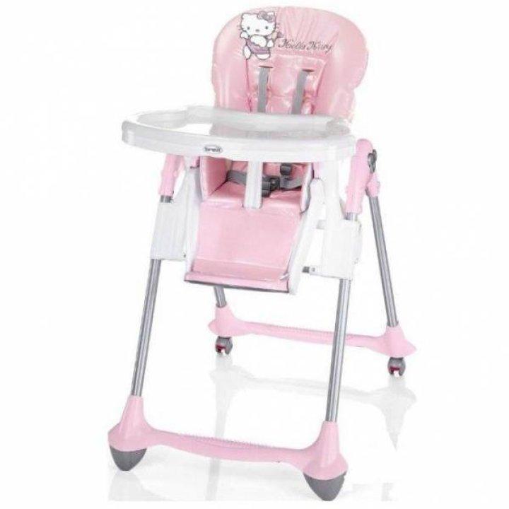 Стульчик для кормления Brevi Jupiter HK 022 (розовый)
