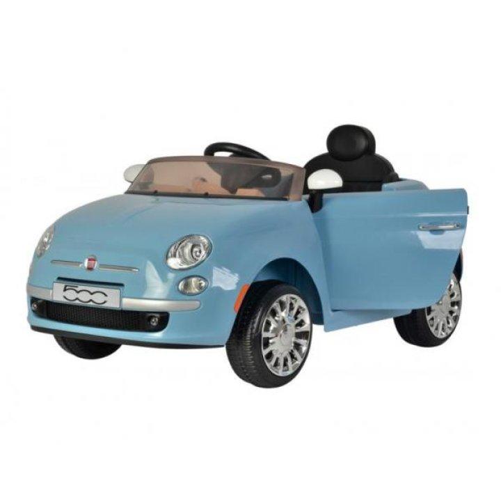 Детский электромобиль BabyHit Fiat Z651R Blue