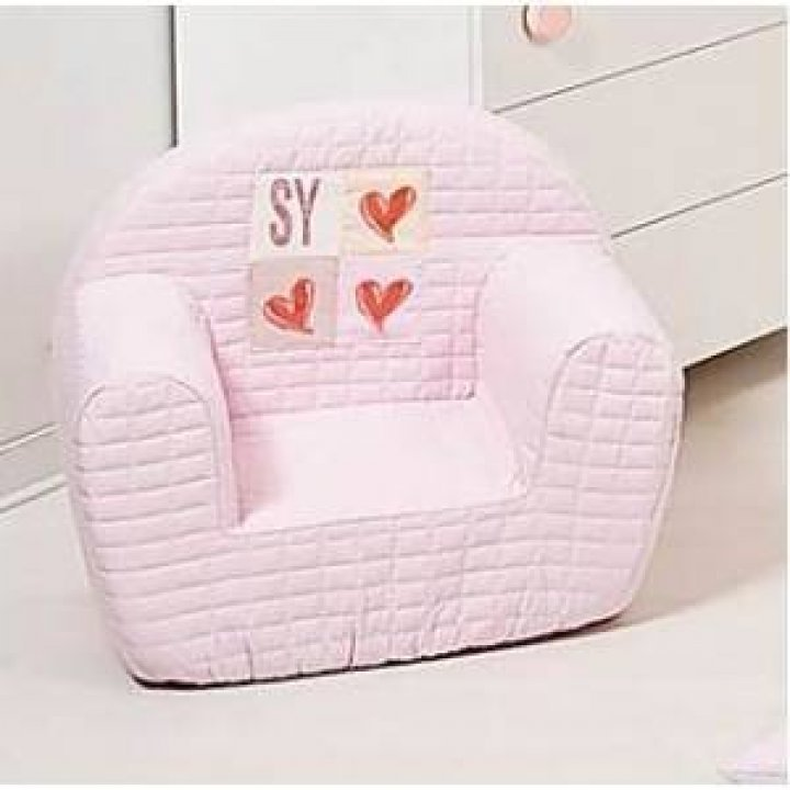 Кресло Sweet Years Patch розовый