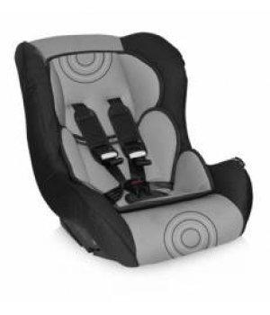 Автокресло Bertoni ALFA black/grey