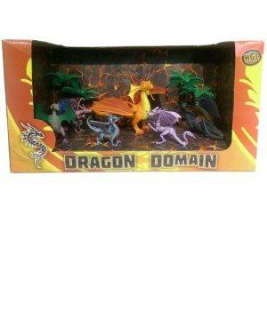 Игровой набор Волшебные драконы, HGL. Серия B
