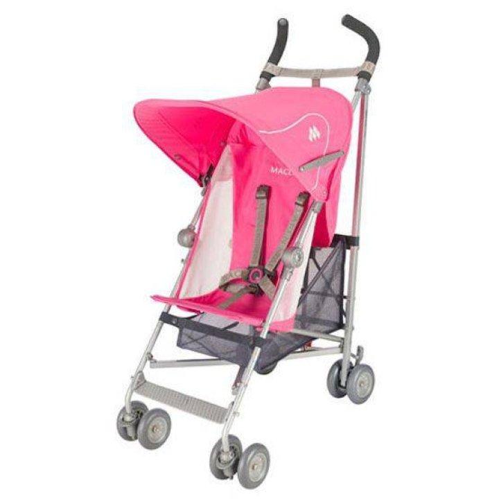 Прогулочная коляска Maclaren Volo розовый