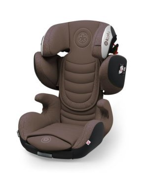 Автокресло Kiddy Cruiserfix 3 Nougat Brown