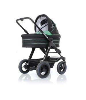 Универсальная коляска 2 в 1 ABC design VIPER 4S зеленый с черным