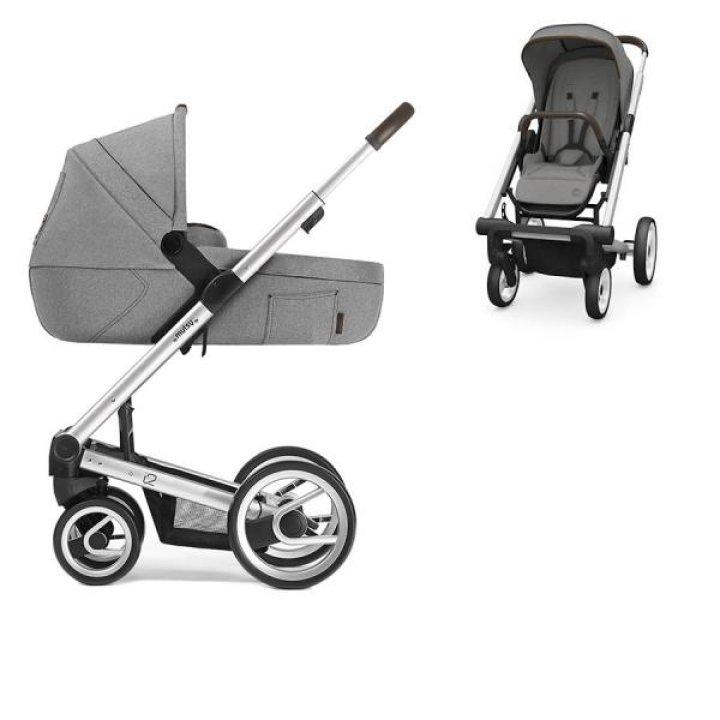 Универсальная коляска 2в1 Mutsy I2 Farmer Mist / Standard