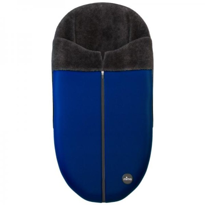 Зимний конверт Mima Footmuff Flair - Royal Blue