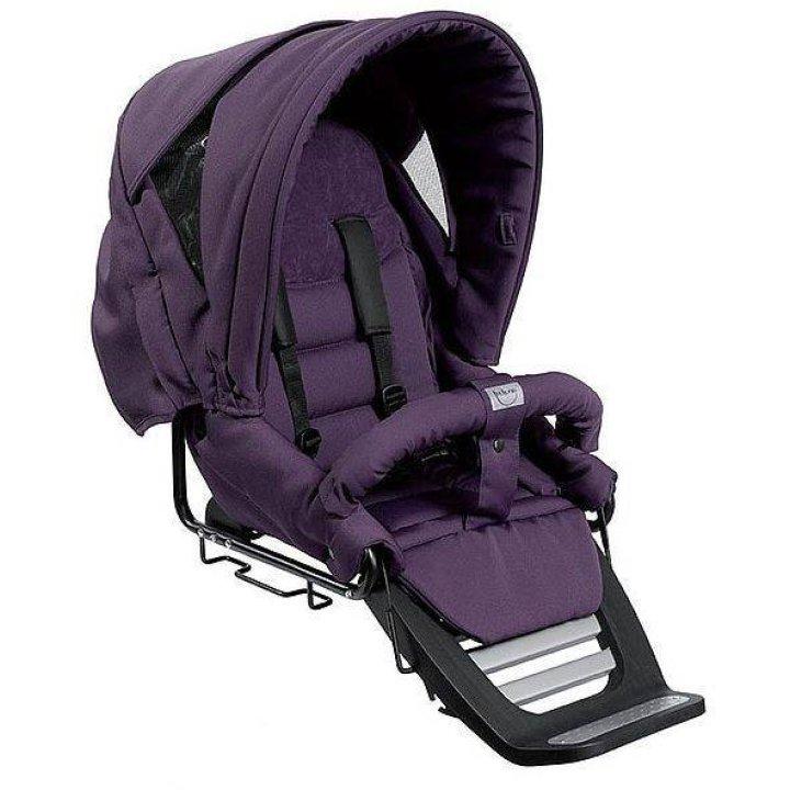 Прогулочная коляска Teutonia Spirit S3 Фиолетовый
