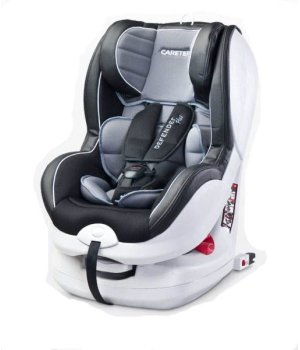 Автокресло Caretero Defender Plus Isofix Grey