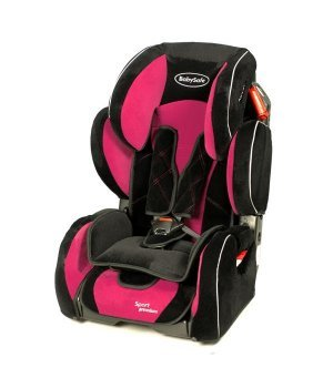 Автокресло Baby Safe Sport Premium 2013 pink