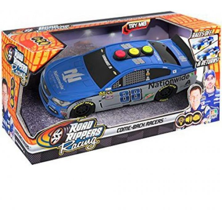 Машинка Toy State Веселые гонки со светом и звуком (33 см) Dale Earnhardt Jr Nationwide Chevrolet (33628)