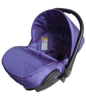 Автокресло Lonex АК 06 фиолетовый