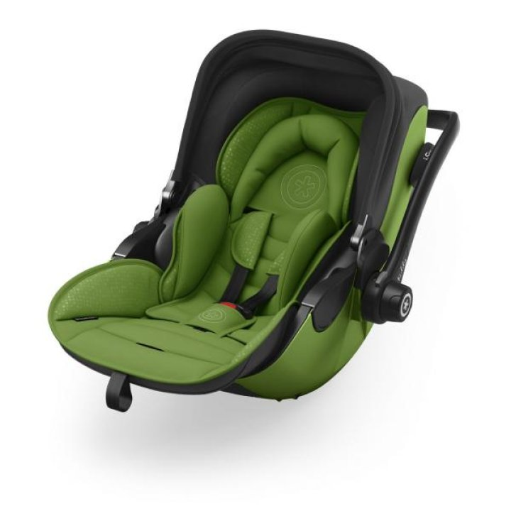 Автокресло Kiddy Evolution Pro 2 Cactus Green 2018