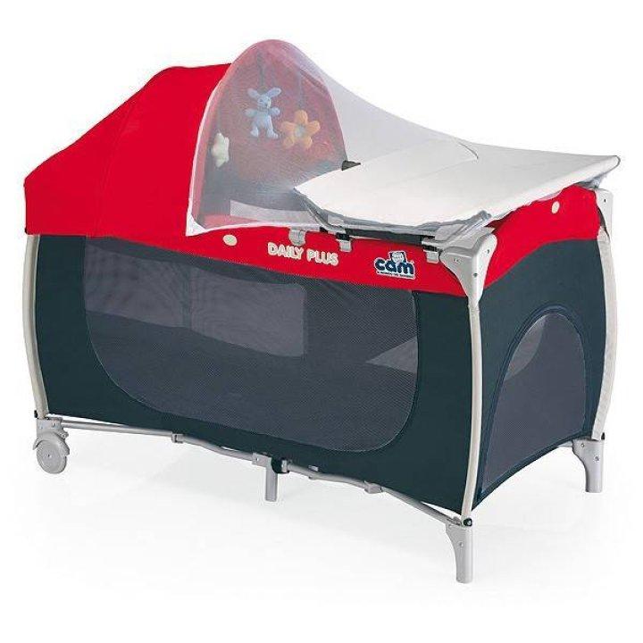 Манеж-кровать CAM Daily Plus 787