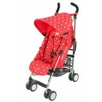 Прогулочная коляска Maclaren Quest Cath Kidston Red Spot Cath Kidson Red Spot