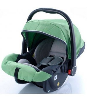 Автокресло Baby Point PIONEER PLUS 2009 04 (зеленый)
