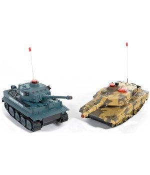 Радиоуправляемый танковый бой Властелин Небес