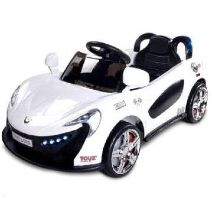 Электромобиль Caretero Aero white (белый)