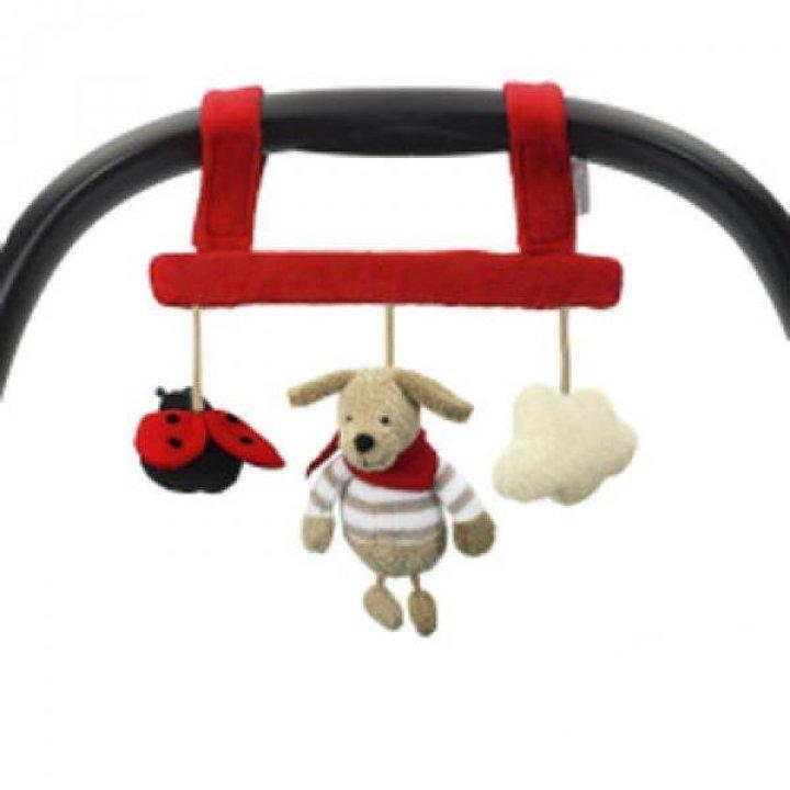 Подвесная игрушка Sterntaler Собачка