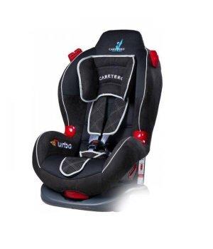 Автокресло Caretero Sport Turbo Fix Black