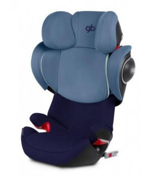 Автокресло GB Elian-Fix Sapphire Blue navy blue