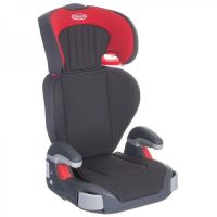 Автокресло Graco Junior Maxi POMPEIAN RED
