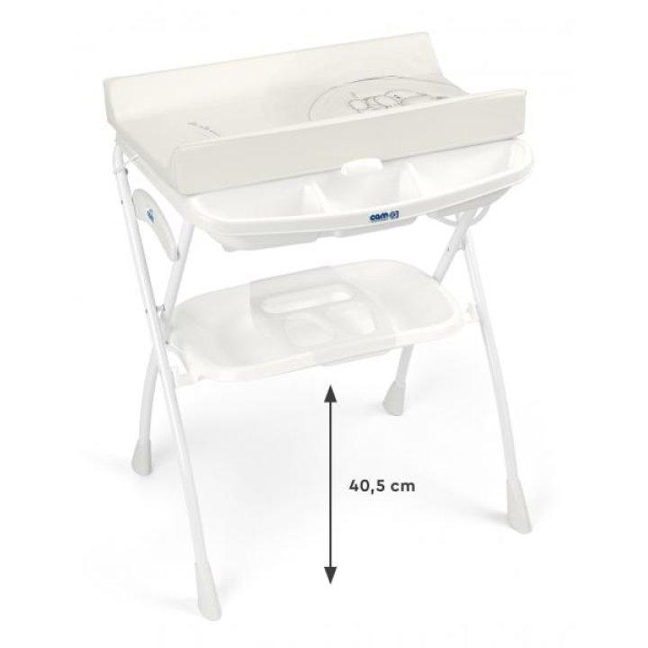 Пеленальный столик CAM Volare 241 Молочный