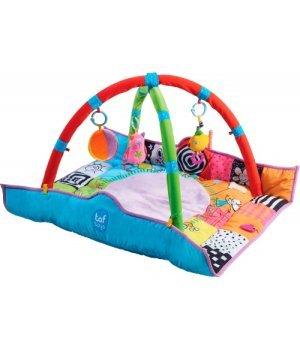 Развивающий коврик Taf Toys В кругу друзей 90 х 90 см (11955)